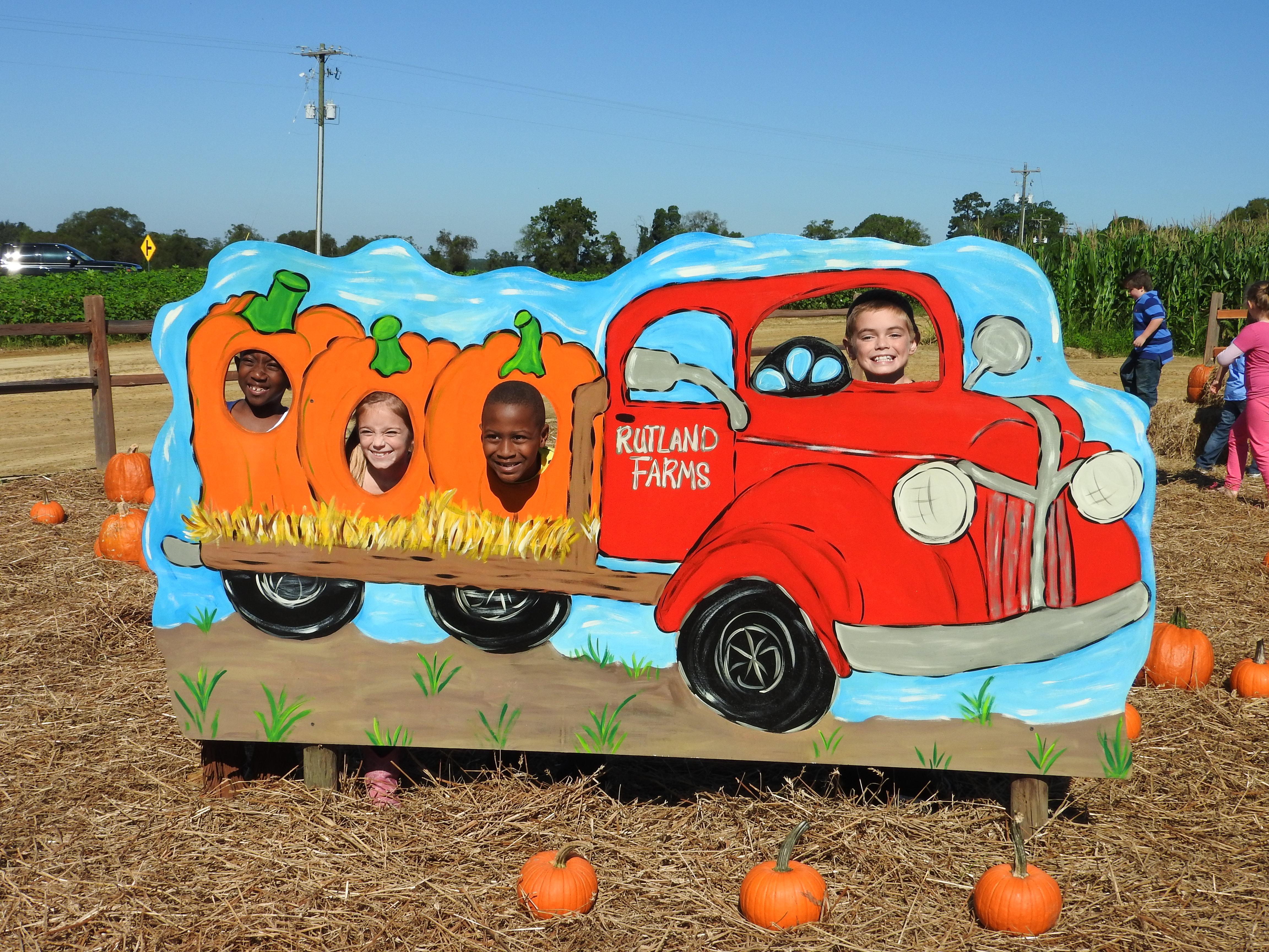 Fall Field Trip Fun